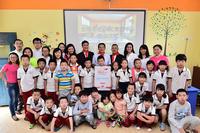 EMC启动5个梦想中心 帮助5千名贫困儿童