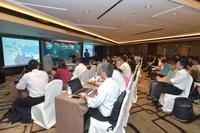 英特尔E7v3行业应用全国路演移师上海