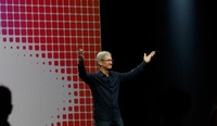 库克:苹果无意合并OS X和iOS