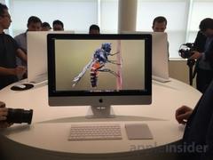 苹果21英寸4K屏iMac已投产 11月会发布