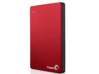 薄无止境 希捷1T移动硬盘国美售价399元