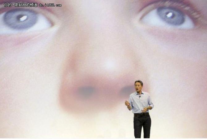 每秒处理1000张照片 索尼CEO谈新传感器