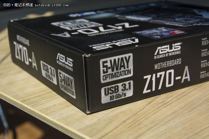Skylake普及先锋 华硕Z170-A主板解析