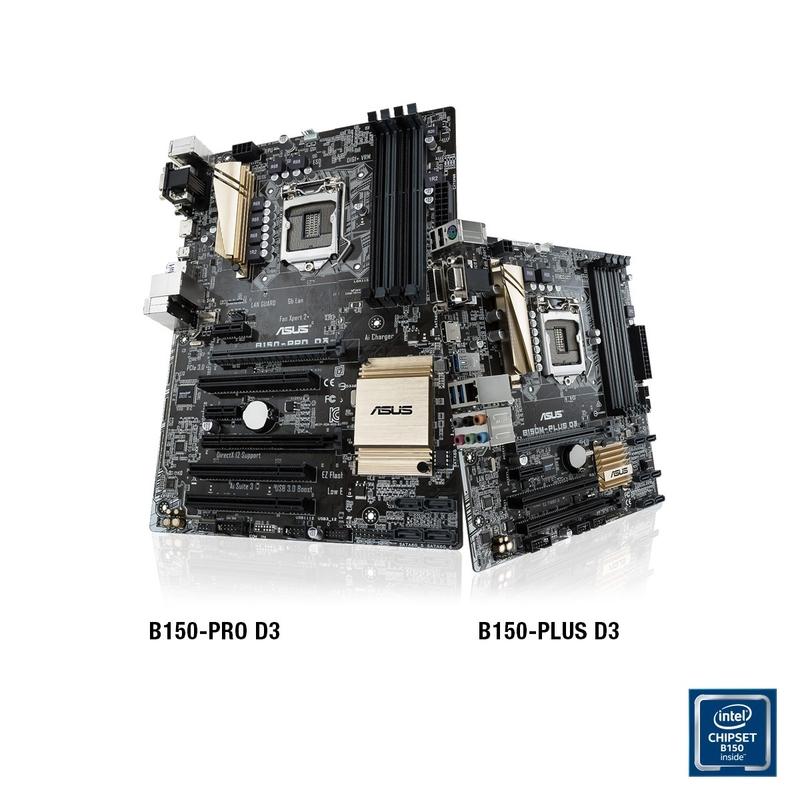 华硕发h170,b150,h110和q170系列主板