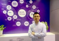 明基刘汉清:激光投影教育市场的潜力股