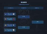 S5总决赛8强抽签结果 EDG17日血战FNC