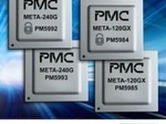 支持高容量 PMC推第3代成帧器META-240G