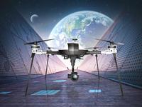海康威视发布雄鹰系列行业级无人机