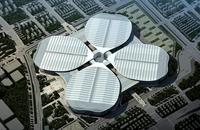 高效WLAN 为上海会展中心