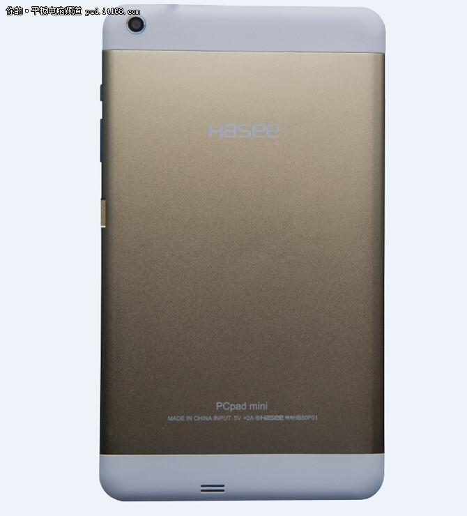 追求便携性能极限 神舟平板PCpad mini