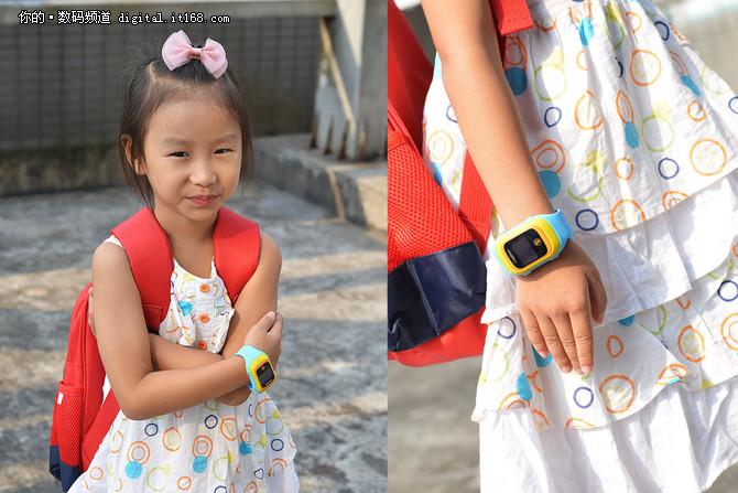 阿巴町儿童童话手表评测:手表基本介绍