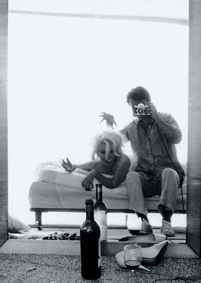 Bert Stern 最后一位记录梦露的摄影师