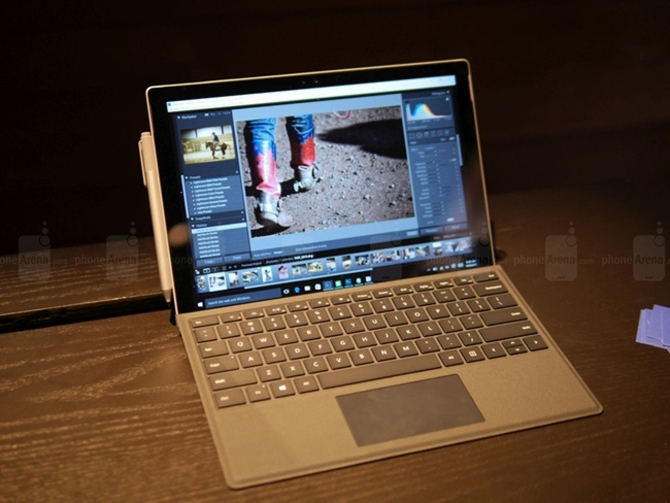 Surface Pro 4开箱和初步体验