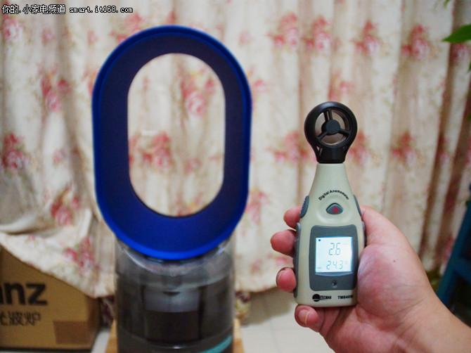 戴森AM10除菌加湿器评测-实测&总结