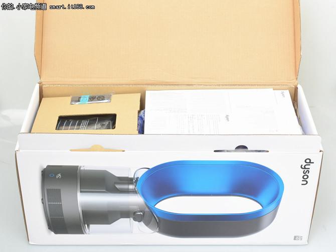 戴森AM10除菌加湿器评测-包装&附件