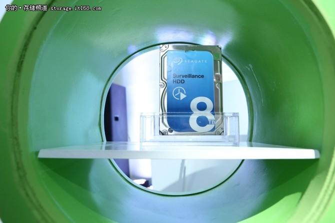 希捷发布全球首款用于监控应用8TB硬盘