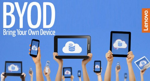 联想云存储携手企业引领BYOD办公新风潮