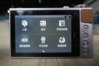 小巧便携颜值高 佳能PowerShot G9X功能