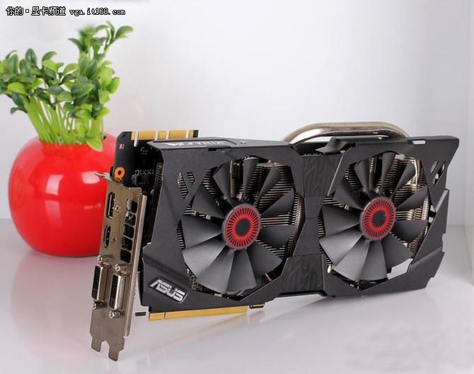 4GDDR5发烧级独显 华硕GTX970仅售2368