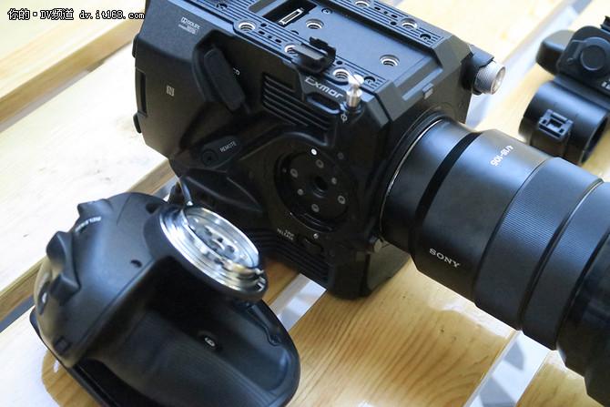 索尼4K新机PXW-FS5北京体验会完美落幕