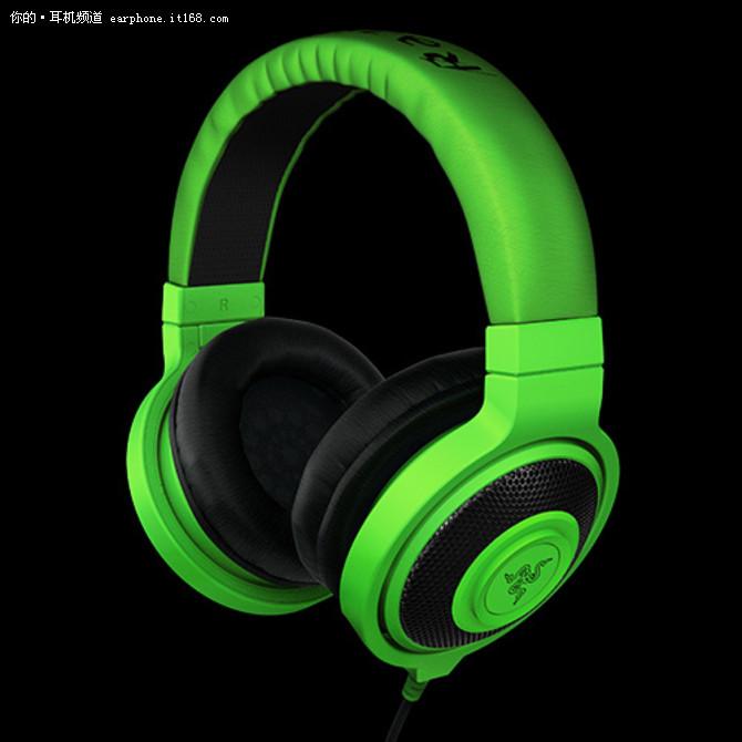 聆听八方 雷蛇北海巨妖游戏耳机289元