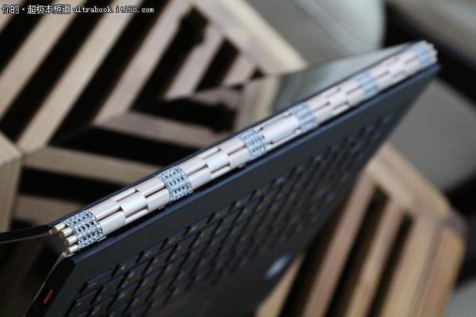 YOGA900外形设计、工艺、操作特点