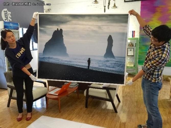 色彩管理线上课程:摄影作品艺术微喷