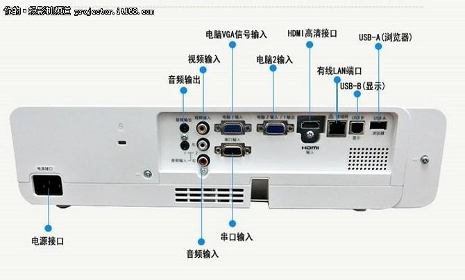 满足多种需求 松下PT-X331C售价3300元
