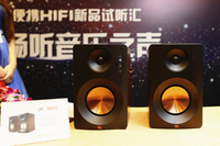 追求高保真 JBL CM202监听音箱试听记