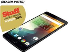 一加2获《Stuff》读者选择及年度手机奖
