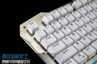 激战全能武士 狼蛛F2009键盘游戏体验