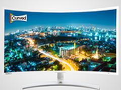 优派首款曲面显示器VX3271-SCW惊艳上市