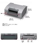 爱普生超高速连续纸彩色打印机GP-C832