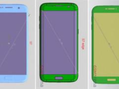 三种触屏尺寸 三星S7推四大版本