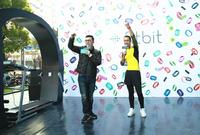 强强联手 Fitbit南京首秀苏宁新街口店