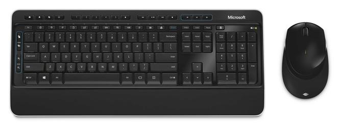 微软无线蓝影3050与850桌面套装发布