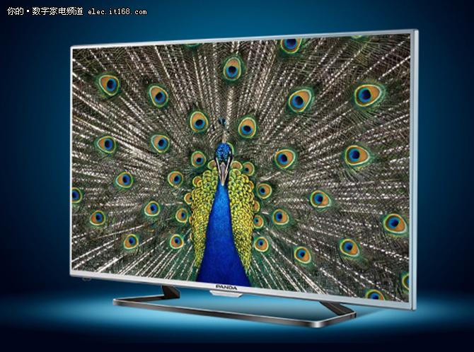 4K超清U派42寸 熊猫超级智能电视仅1799