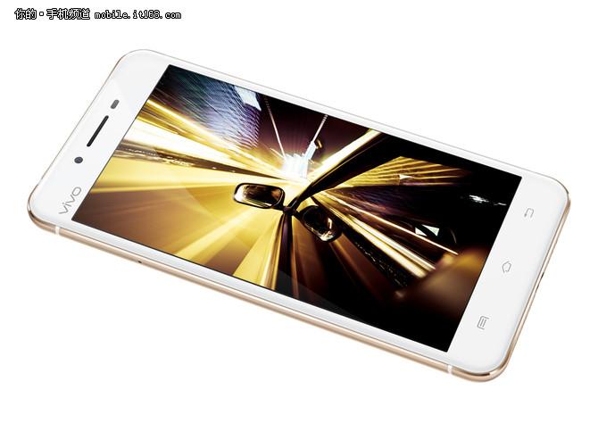 屏幕电池ROM更大 vivo X6Plus接受预约