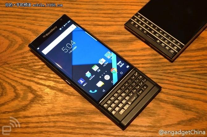 售价大幅降低 黑莓自曝下一款安卓手机