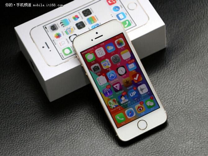 苹果5s极高性价比iphone5s报价1750元-IT168iphone6突然搜不到wifi图片
