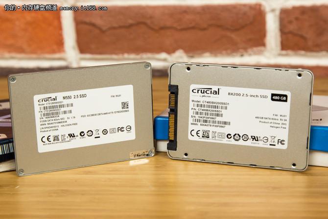 TLC时代到来 英睿达BX200固态硬盘评测