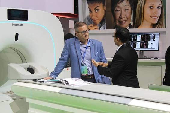 东软医疗参展北美放射学年会(RSNA2015)