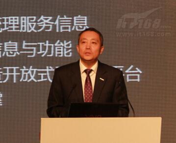 王洪添:用互联网+大数据打造智慧政府