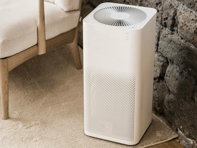 雾霾即将来袭 小米空气净化器2仅售899