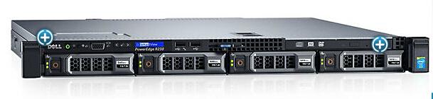 针对中小企业 戴尔推出r230机架服务器