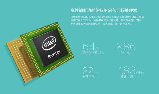Intel芯原道T8引领微型PC进入双屏时代