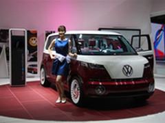 大众将于2016年CES展发布最新电动汽车