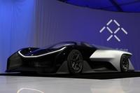 乐视与Faraday Future合作推首款概念车