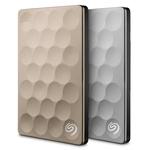 希捷发布全球最纤薄的2TB移动硬盘