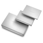 兼顾时尚外观及USB-C技术的下一代硬盘